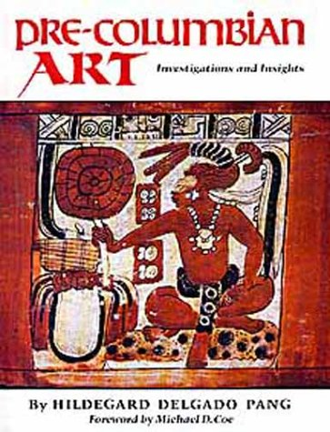 9780806123790: Pre-Columbian Art: Investigations and Insights