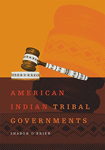 9780806124650: American Indian Tribal Governments