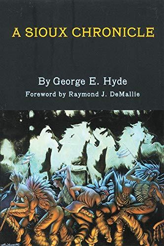 Sioux Chronicle: George E. Hyde