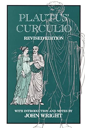 9780806125077: Plautus Curculio (Oklahoma Series in Classical Culture Series)