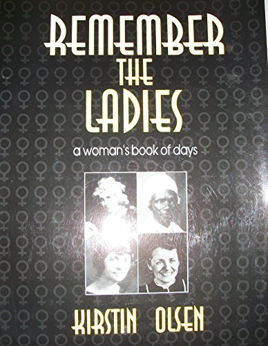 9780806125589: Remember the Ladies: A Woman's Book of Days