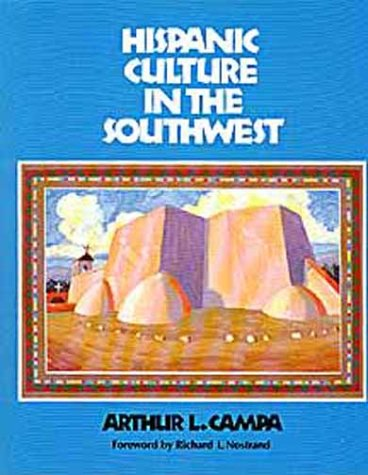 9780806125695: Hispanic Culture in the Southwest