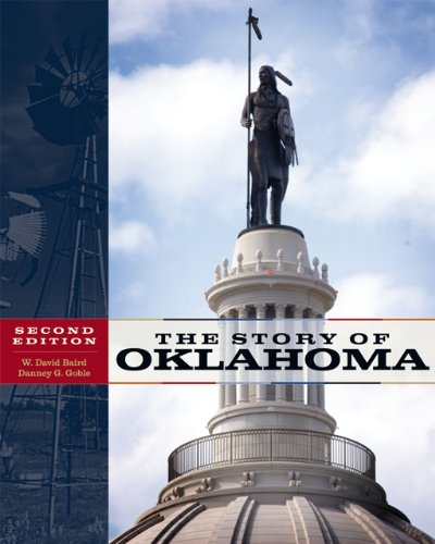 9780806126500: The Story of Oklahoma