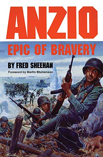 9780806126784: Anzio: Epic of Bravery