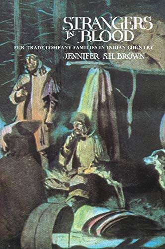 9780806128139: Strangers in Blood: Fur Trade Company Families in Indian Country