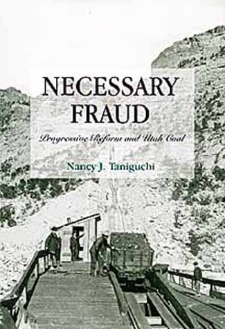 NECESSARY FRAUD: Taniguchi, Nancy J.
