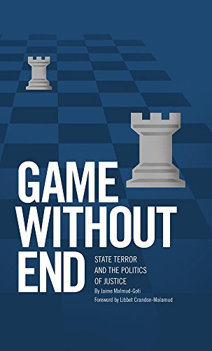 9780806128269: Game Without End: State Terror and the Politics of Justice
