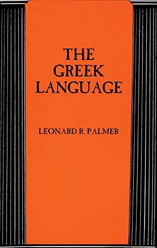 9780806128443: The Greek Language