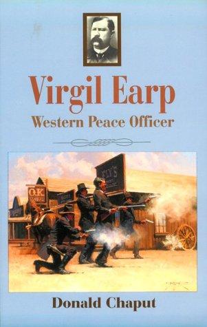 9780806128818: Virgil Earp: Western Peace Officer
