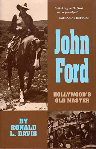 9780806129167: John Ford: Hollywood's Old Master (The Oklahoma Western Biographies)