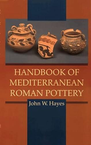 9780806129396: Handbook of Mediterranean Roman Pottery
