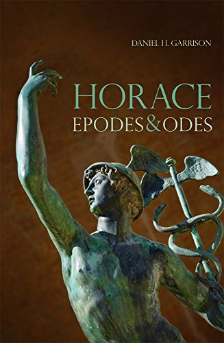 Horace. Epodes and Odes. A New Annotated Latin Edition.: GARRISON, D.H.,