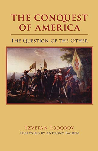 9780806131375: The Conquest of America: The Question of the Other