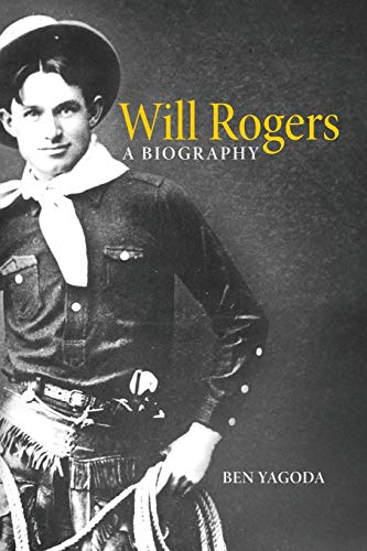 9780806132389: Will Rogers: A Biography