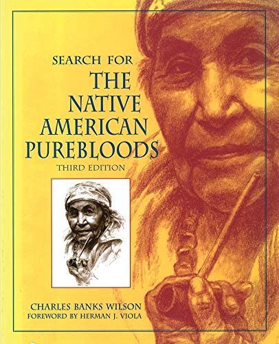 Search for the Native American Purebloods: Wilson, Charles Banks
