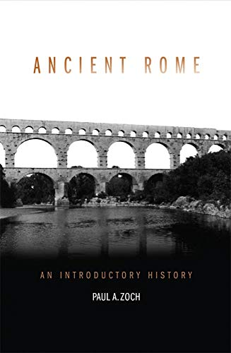 9780806132877: Ancient Rome: An Introductory History