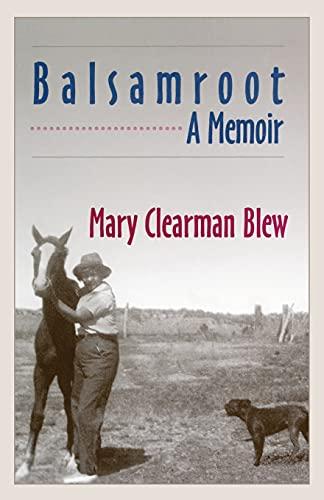 9780806133225: Balsamroot: A Memoir