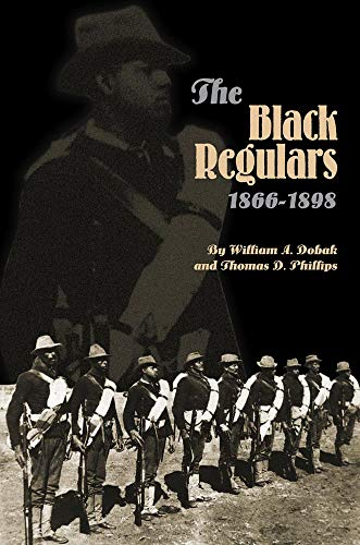 9780806133409: The Black Regulars, 1866–1898