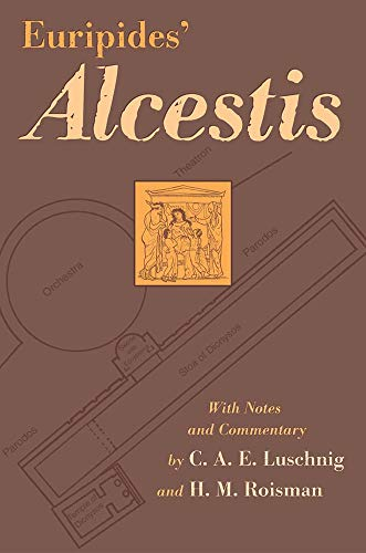 9780806134581: Euripides Alcestis