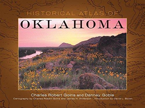 Historical Atlas of Oklahoma: Goins, Charles Robert