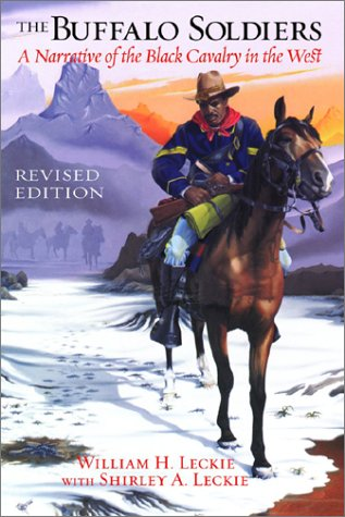 9780806135236: The Buffalo Soldiers: A Narrative of the Black Cavalry in the West