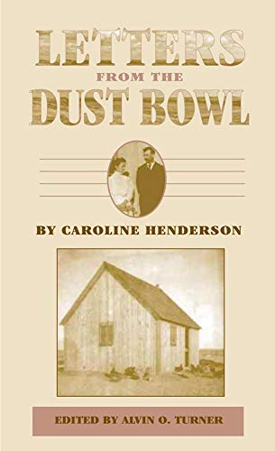 Letters from the Dust Bowl (Paperback or Softback)