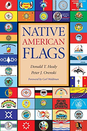 9780806135564: Native American Flags