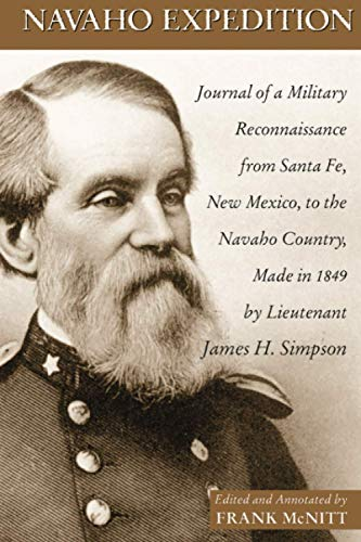 9780806135700: Navajo Expedition: Journal of a Military Reconnaissance from Santa Fe, New Mexico, to the Navaho Country, Made in 1849