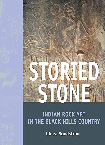 9780806135960: Storied Stone: Indian Rock Art in the Black Hills Country