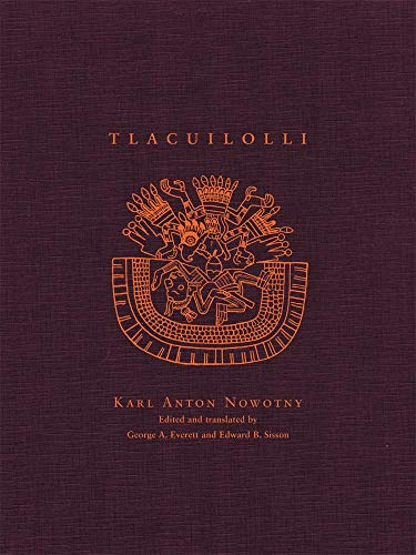9780806136530: Tlacuilolli: Style and Contents of the Mexican Pictorial Manuscripts with a Catalog of the Borgia Group