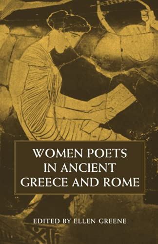 9780806136646: Women Poets in Ancient Greece and Rome