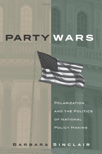 9780806137568: Party Wars: Polarization And the Politics of National Policy Making (JULIAN J ROTHBAUM DISTINGUISHED LECTURE SERIES)