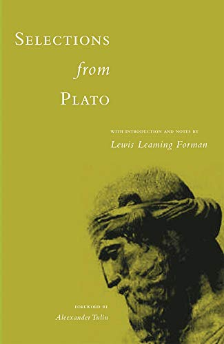 9780806137766: Selections from Plato