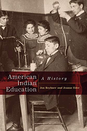 9780806137834: American Indian Education: A History
