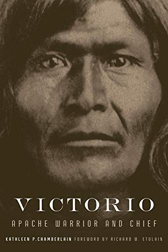 9780806138435: Victorio: Apache Warrior and Chief (Oklahoma Western Biographies)