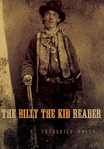 9780806138497: The Billy the Kid Reader