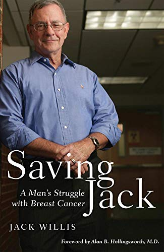 9780806138954: Saving Jack: A Man's Struggle with Breast Cancer