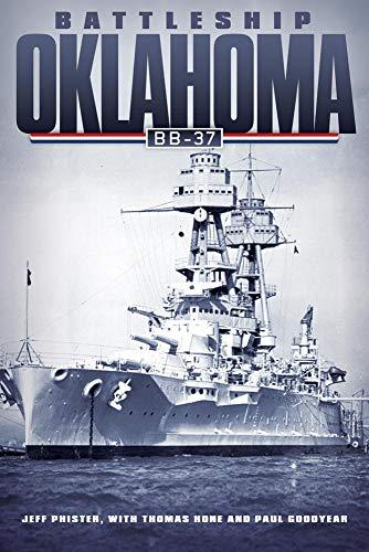 9780806139364: Battleship Oklahoma BB-37