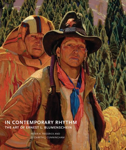 9780806139371: In Contemporary Rhythm: The Art of Ernest L. Blumenschein (Charles M. Russell Center Series on Art and Photography of the American West)