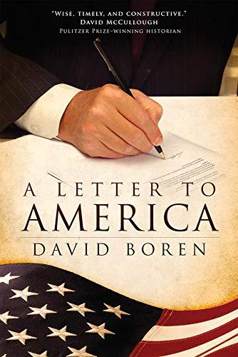 A Letter to America: Boren, David L.