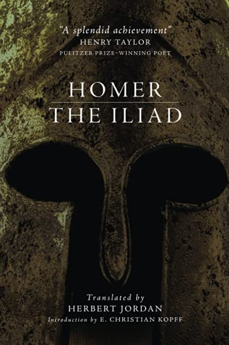 The Iliad: Homer, Homer; Jordan,
