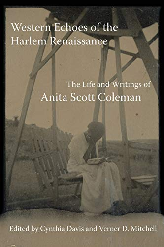 9780806139753: Western Echoes of the Harlem Renaissance: The Life and Writings of Anita Scott Coleman