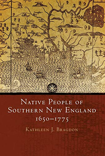 9780806140049: Native People of Southern New England, 1650–1775 (The Civilization of the American Indian Series)