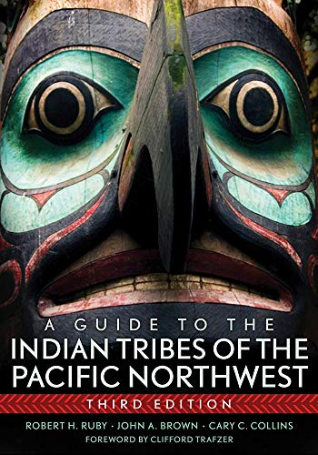 9780806140247: A Guide to the Indian Tribes of the Pacific Northwest