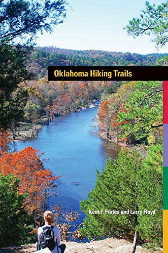 9780806141411: Oklahoma Hiking Trails