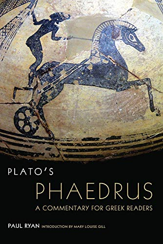 9780806142593: Plato's Phaedrus: A Commentary for Greek Readers (Oklahoma Series in Classical Culture)
