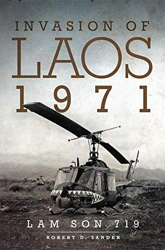 9780806144375: Invasion of Laos, 1971: Lam Son 719