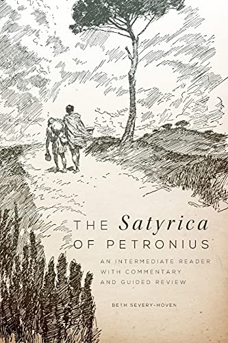 9780806144382: The Satyrica of Petronius: An Intermediate Reader with Commentary and Guided Review (Oklahoma Series in Classical Culture Series)