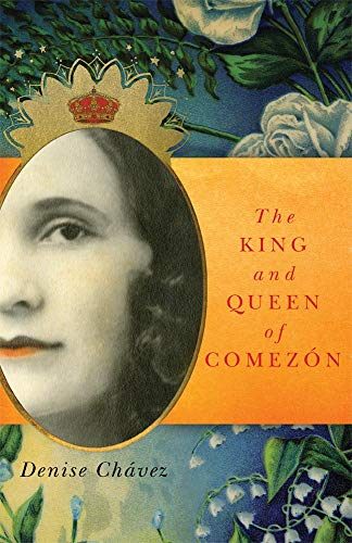 9780806144832: The King and Queen of Comezon (Chicana & Chicano Visions of the Americas)