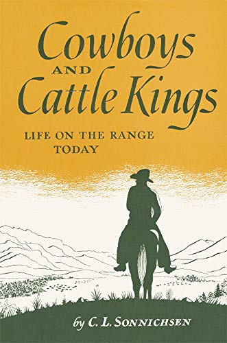 9780806146317: Cowboys and Cattle Kings: Life on the Range Today